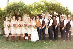 western wedding country western style wedding cowboys wedding and weddings