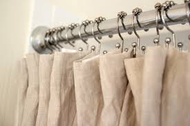 curtain interesting bathroom decor ideas with restoration linen shower curtain extra long curved shower curtain rods restoration hardware shower curtain