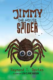 jimmy the house spider book austin macauley publishers
