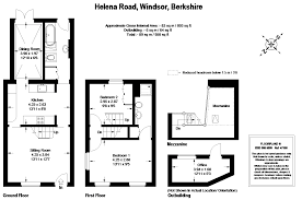 2 bed terraced house for sale in helena road windsor berkshire