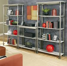 Metal And Wood Bookshelves by 17 Types Of Bookcases Ultimate Buyers Guide