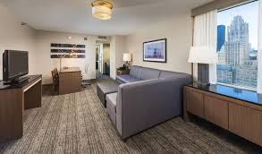 Comfort Suites Downtown Chicago Hotel Embassy Suites Magnificent Mile Chicago Il Booking Com
