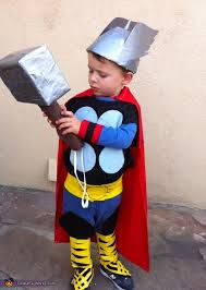 mighty thor costume photo 3 3