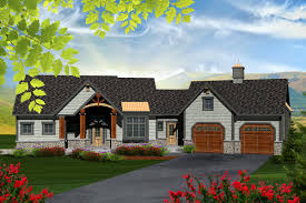 Angled Garage House Plans by House Plan 96134 At Familyhomeplans Com