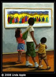 Looking For A Artist Take Your Kid To A Museum Tips On Approaching With Children