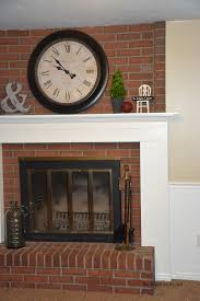 Fireplace Mantels Images by Diy Fireplace Mantel The Idea Room