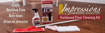 impressions floor cleaning kit horizon forest products