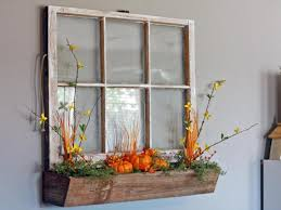 Decorating Ideas For Older Homes 5 Upcycled Window Projects We Love Hgtv U0027s Decorating U0026 Design