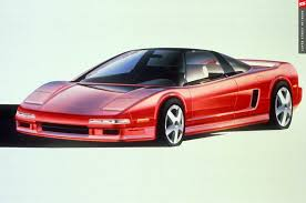 first acura ever made acura nsx history and future