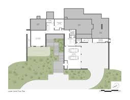 house designs and floor plans modern sloping block house design with three storey floor plan