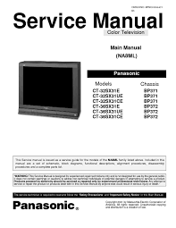 ct 32sx31e manuals users guides