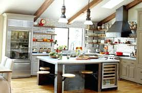 Industrial Island Lighting Industrial Style Kitchen Island Lighting Looking Faucets Round