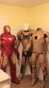 halloween iron man costume 15 halloween costumes that artfully used cardboard boxes