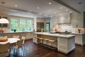 d馗oration cuisine ouverte decoration salon avec cuisine ouverte maison design bahbe com