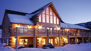 benefits of log cabin homes in the nc mountains