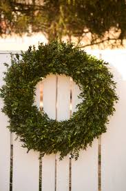 fresh extra large boxwood wreath 30 32 wreath