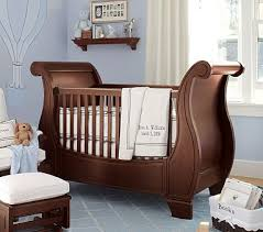 Sleigh Bed Cribs I Ve Always Wanted A Sleigh Bed Myself And This Would Be The