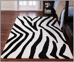 Zebra Print Throw Rug Zebra Print Rug U2013 Massagroup Co
