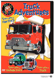 amazon com real wheels truck adventures there goes a truck