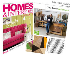 homes and interiors scotland turner furniture news turner furniture feature in homes and