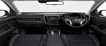 mitsubishi outlander 2017 interior mitsubishi outlander phev contract hire multifleet