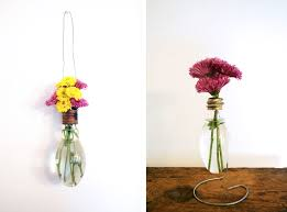 Flower Vase Crafts Diy Light Bulb Vase The Merrythought