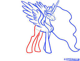 jeep drawing easy how to draw celestia celestia my little pony step by step