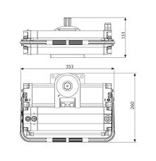 bft sub bt 24v electric underground kit hydraulic u2013 evador