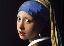 girl pearl earing vermeer s was the girl with the pearl earring and painted