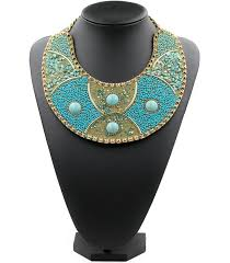fashion statement collar necklace images Cheap stone n string necklaces find stone n string necklaces jpg