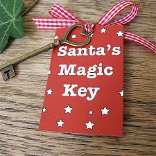 santa key what to put in your christmas box take it from mummy
