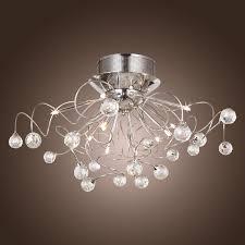 Light Fixtures Chandeliers Bedrooms Flush Mount Bedroom Lighting Trends Also Modern Crystal