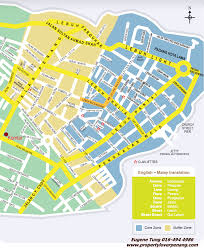 Georgetown Map Property Lover Penang Heritage House In Unesco World Heritage