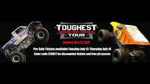 monster jam truck tickets 2017 toughest monster trucks tour pre sale youtube