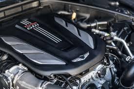 mitsubishi gdi turbo 2018 genesis g80 sport quietly rolls in with 3 3l twin turbo v 6