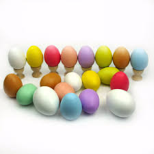 wooden easter eggs that open compare prices on solid egg online shopping buy low price solid