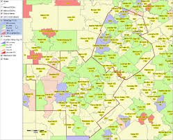 Dallas Area Code Map by Texas Education Agency Decision Making Information Resources