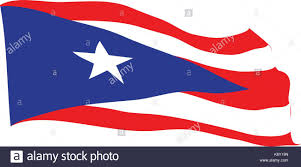 Cuba And Puerto Rico Flag Puerto Rico Stock Vector Images Alamy