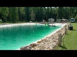 man builds massive 317 000 gallon swimming pool in his backyard