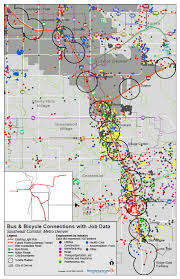denver light rail expansion map enhancing economic opportunity through transit lessons learned from
