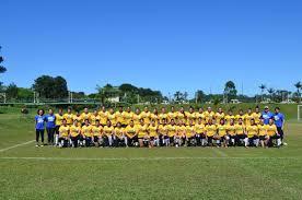 De Flag Como Foi O 1º Training Camp Da Seleção Brasileira De Flag Football