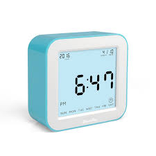 amazon com dreamsky digital alarm clock with timer and night