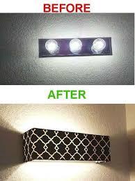Bathroom Vanity Light Shades Exciting Bathroom Vanity Light Shades Brilliant Design Ten Genius
