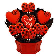 ladybug cookies cookie bouquet ladybug cookies cookies by design