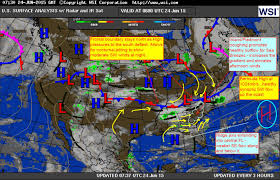 Frontal Boundary Map Blog Weatherflow Com U2013 Page 21 U2013 Meteorologist Saved Events