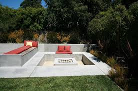 Sunken Patio Sunken Seating Areas That Spark Conversations