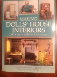 making dolls u0027 house furniture amazon co uk patricia king