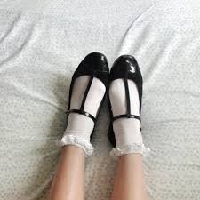 misslikey time for diy how to make frilly socks fashion