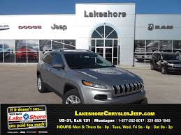 jeep cherokee lights jeep cherokee in montague mi lakeshore chrysler jeep dodge