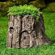 19 blazing tree stump planter ideas that ll impress you balcony